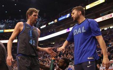 Новицки се завърна в игра с рекорд на НБА