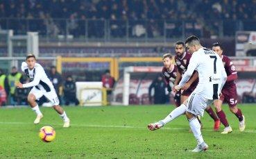CR7 разтресе Торино с гол №670 в кариерата си (видео)