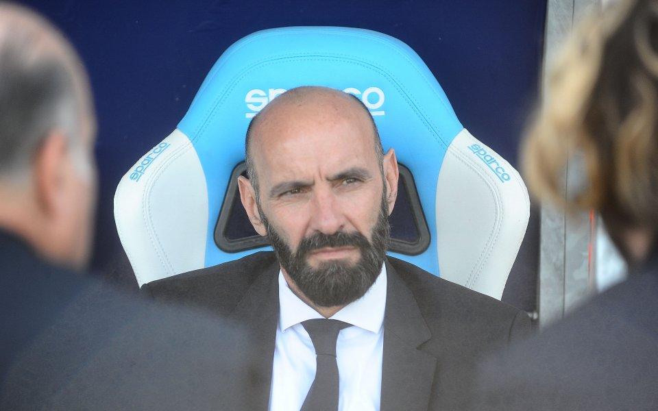Рома набеляза заместник на Мончи