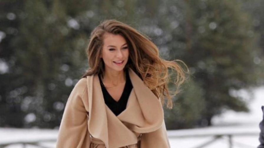 Прекрасната Никол Станкулова