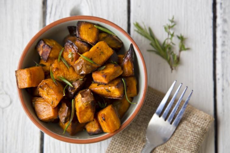 4 порции полезни въглехидрати: можете да ги намерите например в сладките картофи.