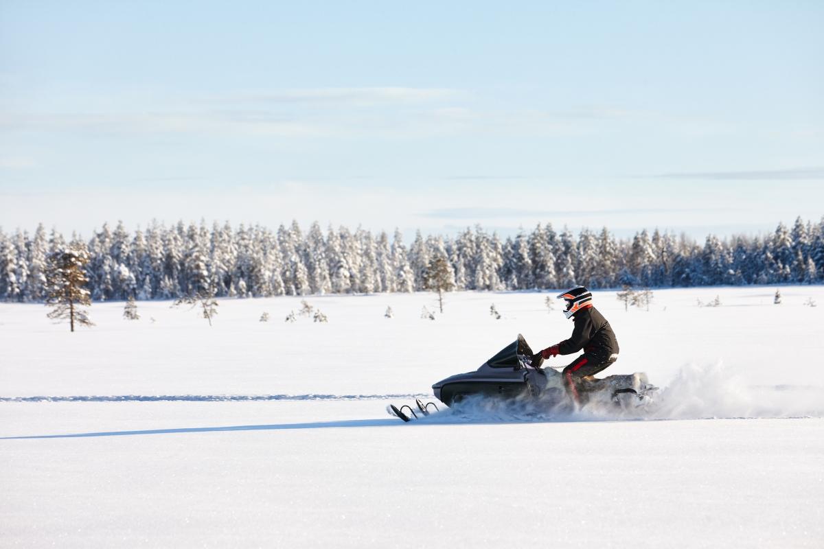 Финландия. Още една страна, в която зимата изглежда като нарисувана.