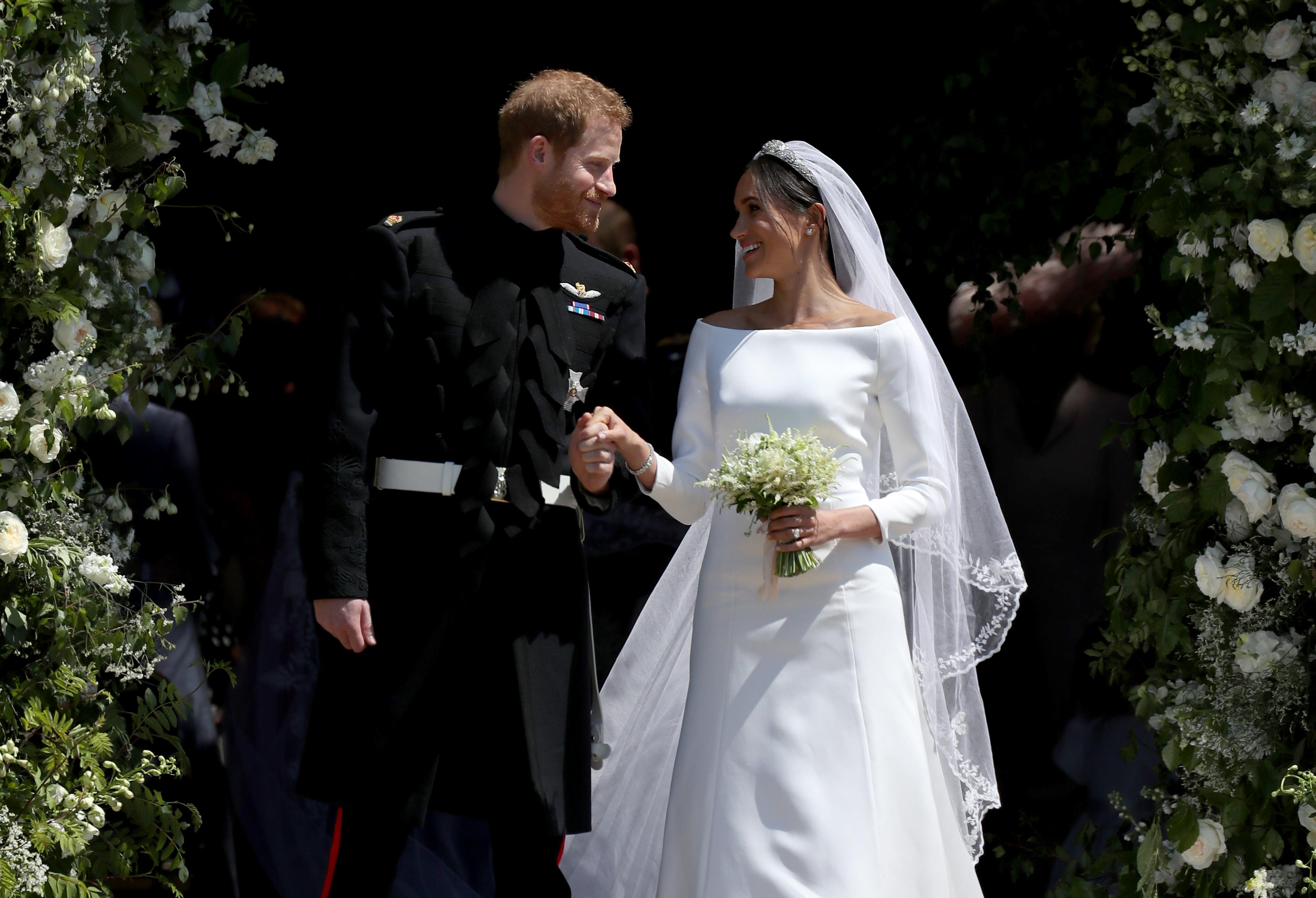 Сватбата на принц Хари и Меган Маркъл на 19 май.