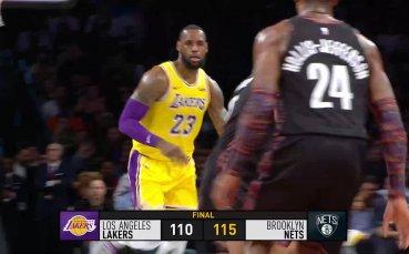 Акцентите от изминалата нощ в НБА /видео/