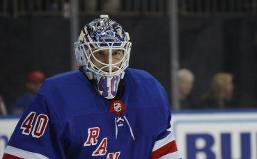 Александър Георгиев с принос за успех на Рейнджърс в НХЛ