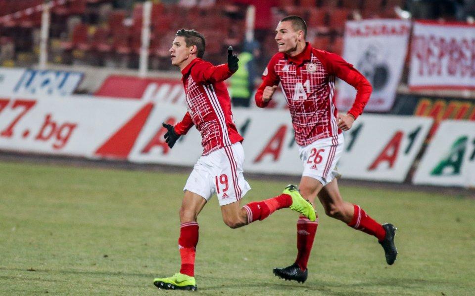 Препоръчват млада звезда на ЦСКА на руски клубове