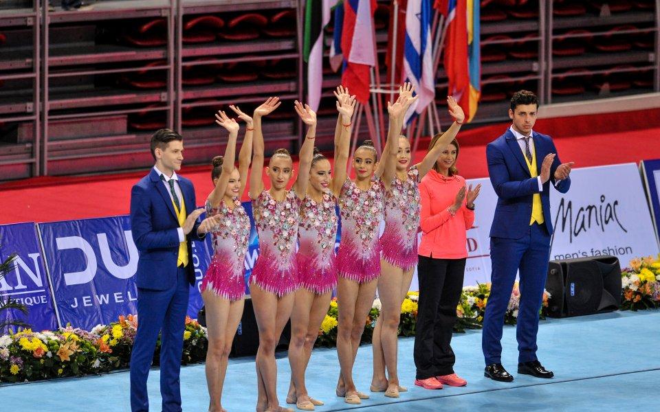 Масирано участие се очаква в София на Световната купа по художествена гимнастика
