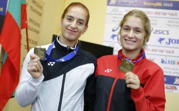 Сестри Стоеви отпаднаха във втория кръг на двойки на турнира в Куала Лумпур