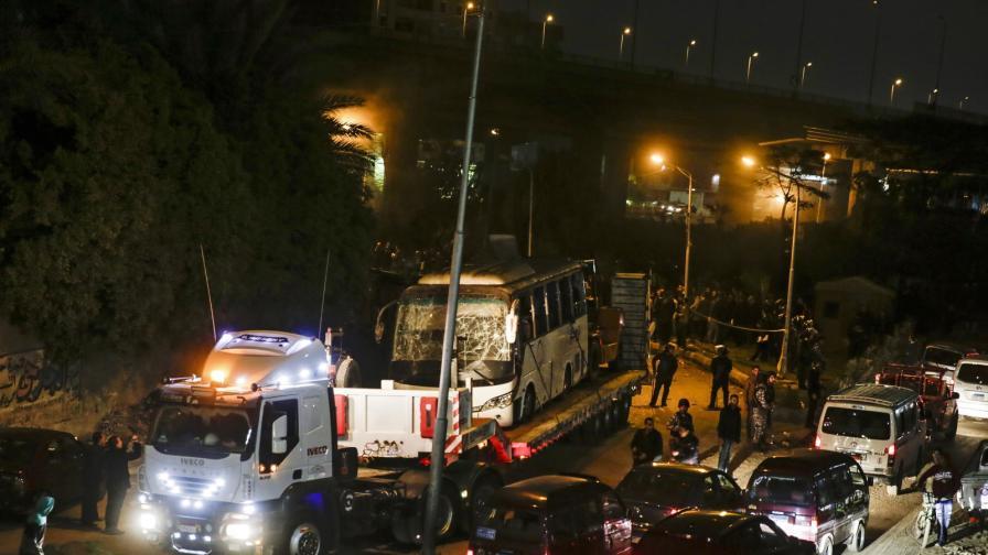 Ликвидираха 40 терористи в Египет. Ханой осъди атентата