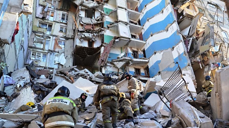 39 жертви в Магнитогорск, сред тях 6 деца