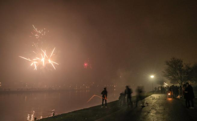 Нападения помрачиха новогодишната нощ в Германия и в Токио