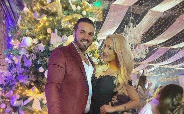 Благо Георгиев се похвали с бременната си половинка