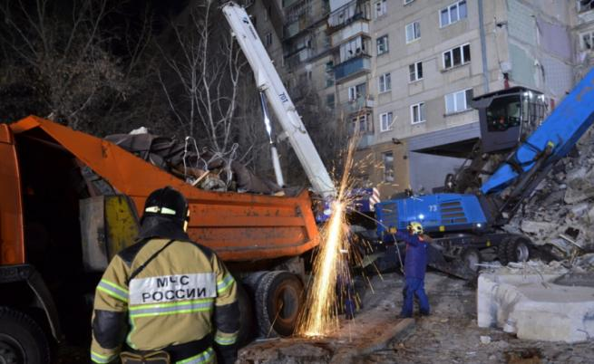 Броят на жертвите в Магнитогорск продължава да расте