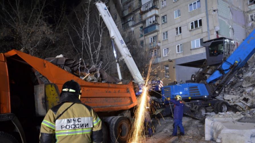 <p>Броят на жертвите в Магнитогорск расте</p>