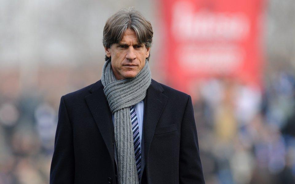 Спортният директор на ЦСКА - Кристиано Джарета е на мнение,