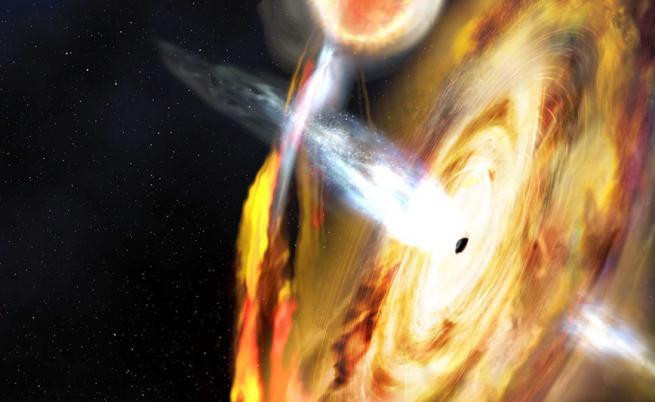Най-откачените теории за черните дупки