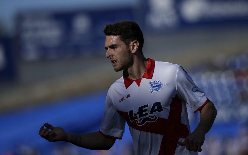 Атлетик Билбао привлече първи нов играч в опита да се спаси от изпадане