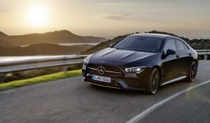 Новият Mercedes-Benz CLA