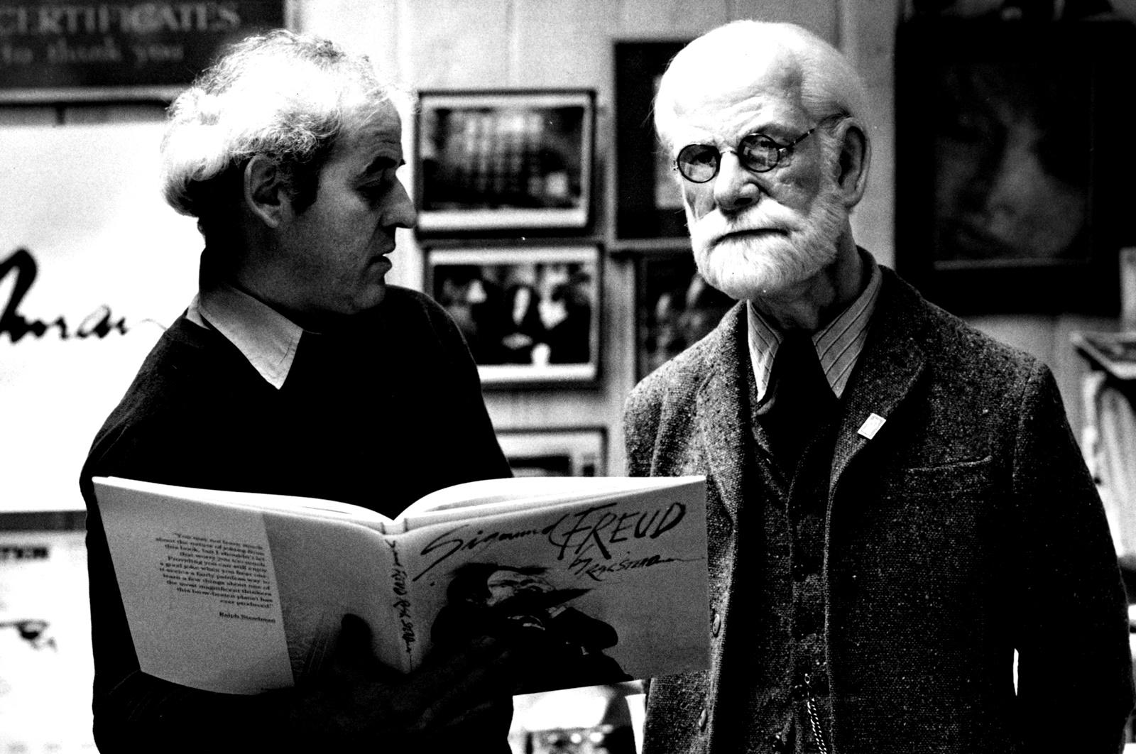 """Литература:<br /> - """"Аз и То"""" от Зигмунд Фройд<br /> -""""Пророкът"""" от Халил Джубран"""