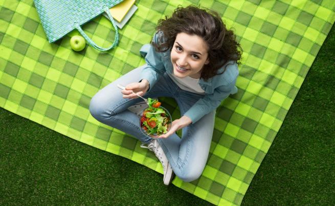Може ли диетата ни да контролира