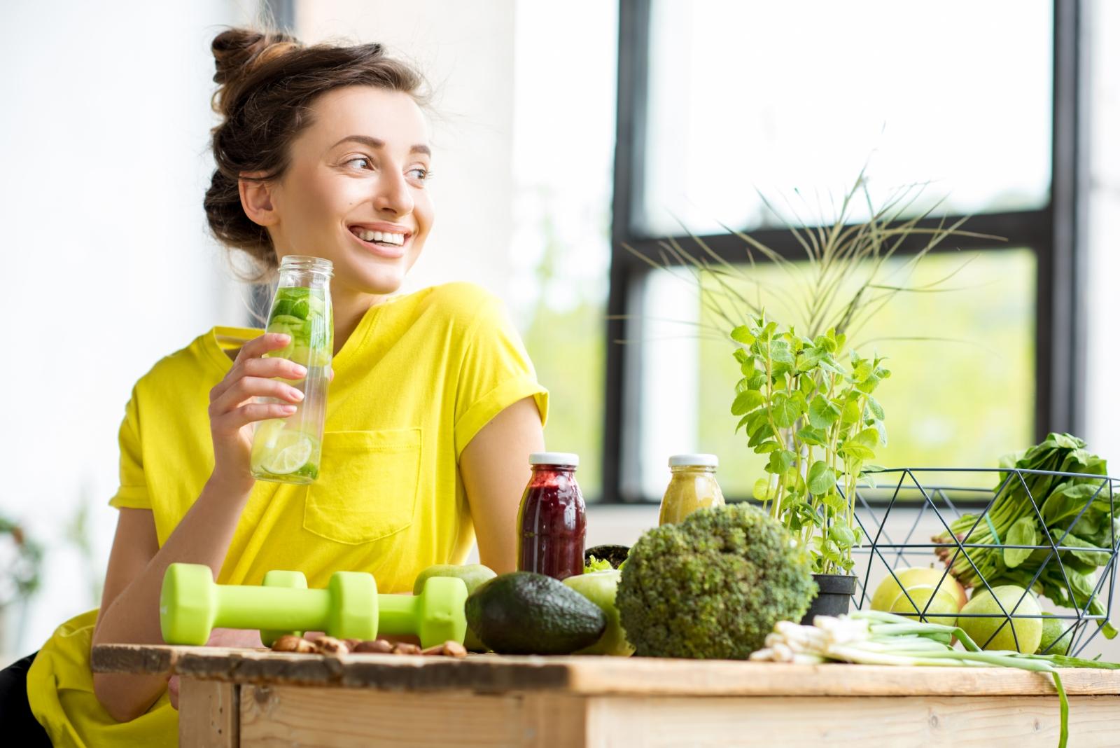 Диетата може да ни накара да се чувстваме по-оптимистично настроени. Това се дължи на един специфичен антиоксидант, който се съдържа в зелените плодове и зеленчуци, както и в морковите.