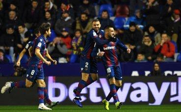 Леванте с успех в Примера, Райо изпусна Реал Сосиедад