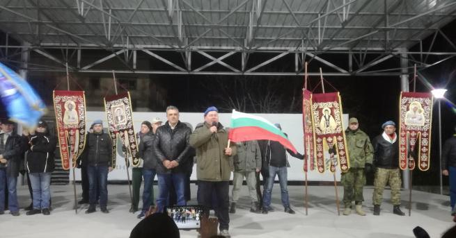 България Въоръжените сили няма да участват в полицейски операции С