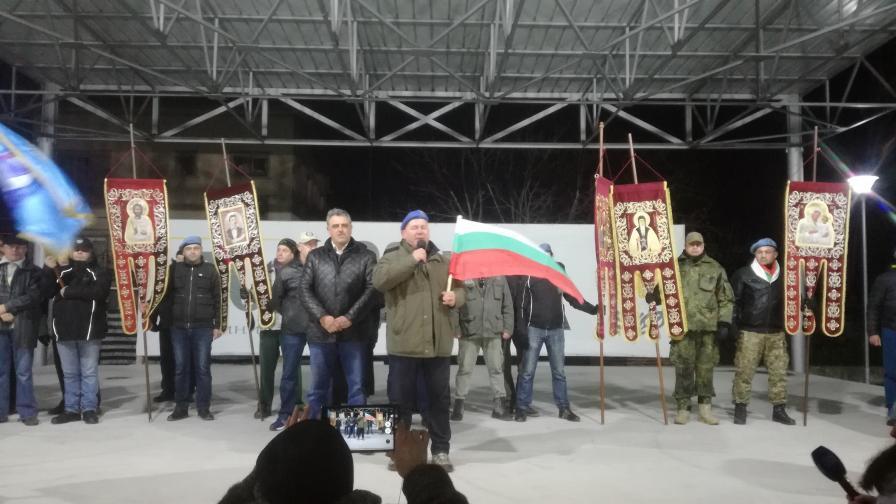 Въоръжените сили няма да участват в полицейски операции