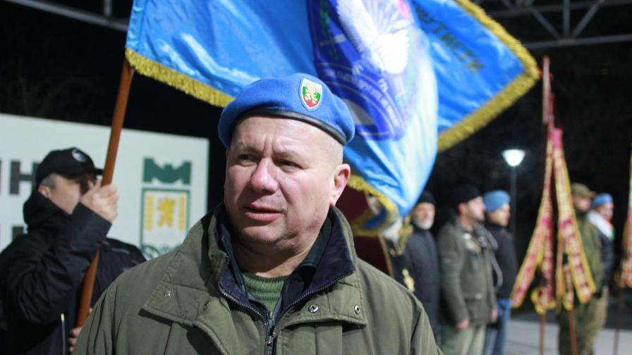 Стотици се събраха в подкрепа на Валентин Димов