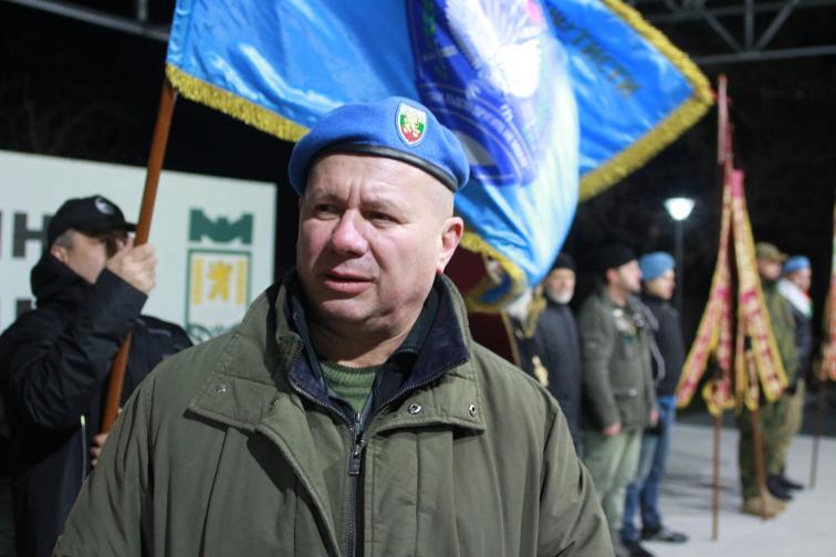 Те излязоха в защита на пребития командос Валентин Димов