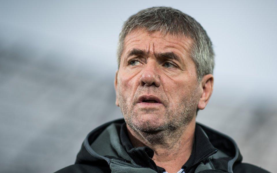 Фридхелм Функел е новият старши треньор на елитния германски отбор