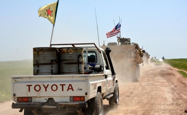 Ал Кайда създава своя територия в Сирия