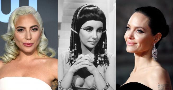 Лейди Гага и Анджелина Джоли си съперничат за една от