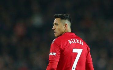Алексис Санчес се завръща за сблъсъка с Арсенал