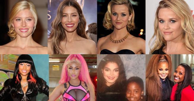 Звездите в Холивуд отново полудаха! Този път по новото предизвикателство#10YearChallenge,