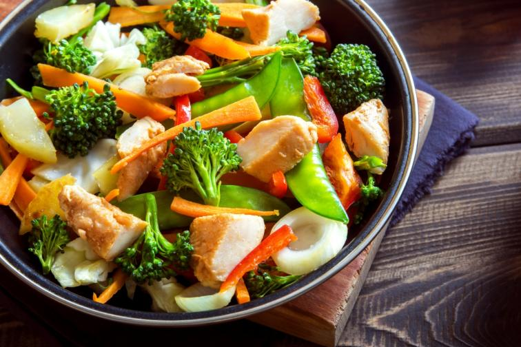 Има вид вегетарианство, при което се яде само пилешко месо - нещо като