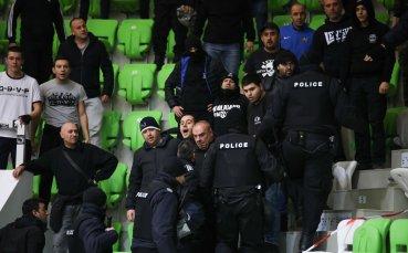 След инцидентите в Ботевград двама