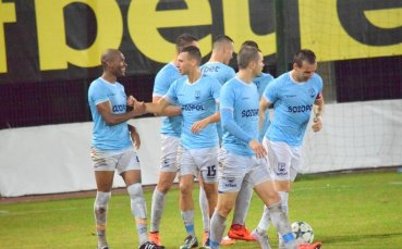 Созопол започна контролите с класическа победа срещу Локомотив Горна Оряховица
