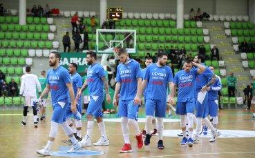 Ясни са полуфиналите за Купата на България по баскетбол