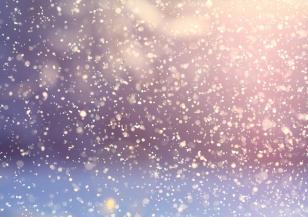 Падна първият сняг у нас