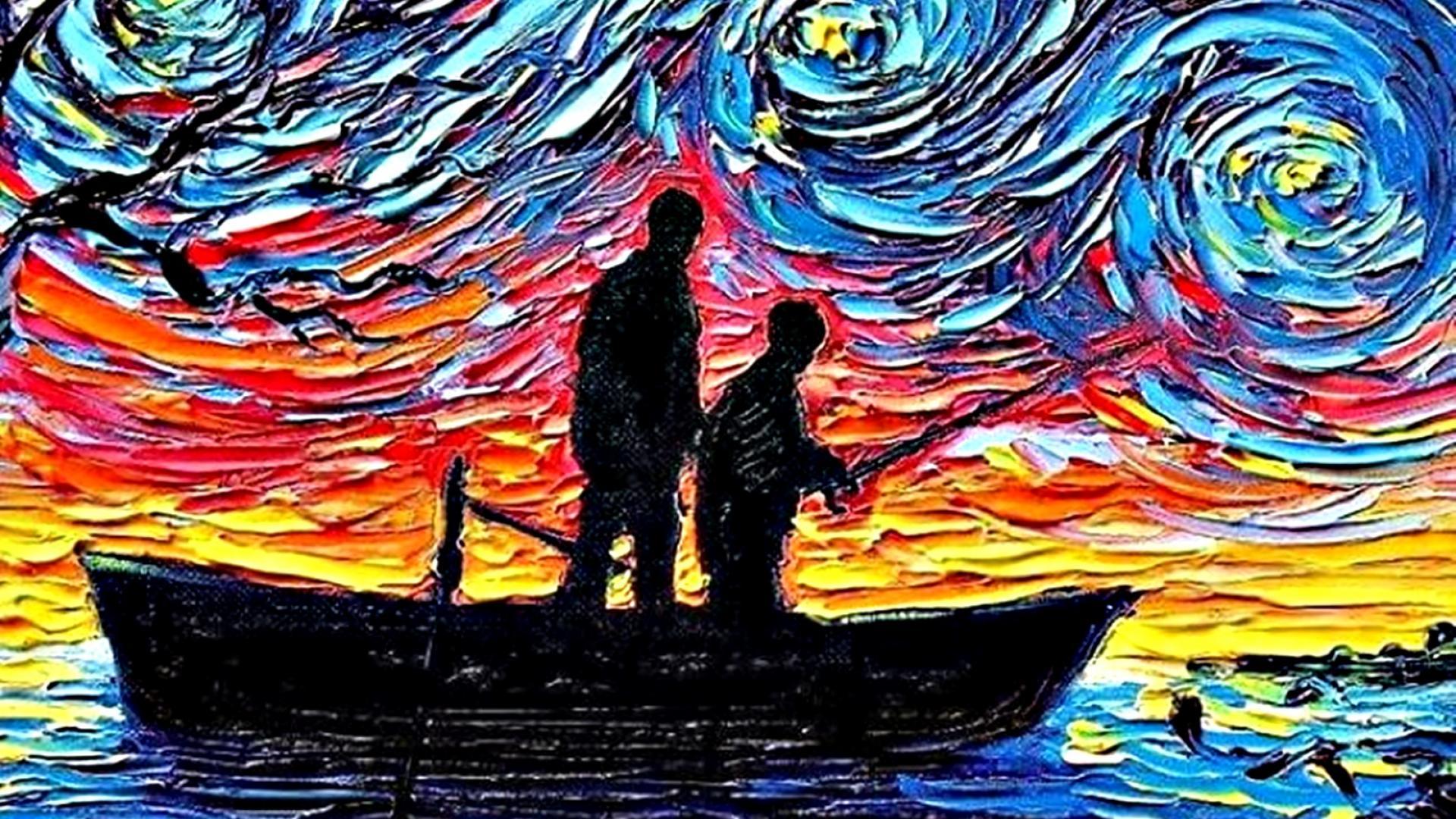 Коя е талантливата художничка, бъркана с Ван Гог