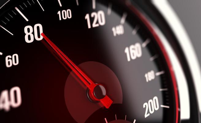 7 хил. хванати с превишена скорост днес, ясно е кой е карал със 190 км/ч