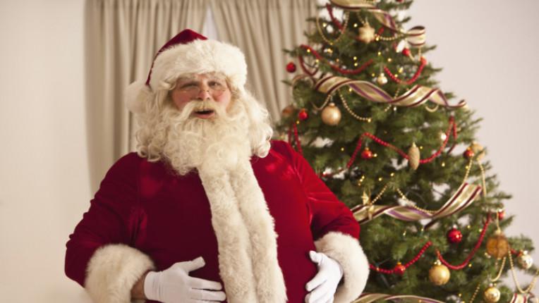 Дядо Коледа Санта Клаус