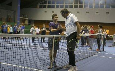 Тони Надал: Кой ще спечели Sofia Open? Всеки, който дойде в залата!