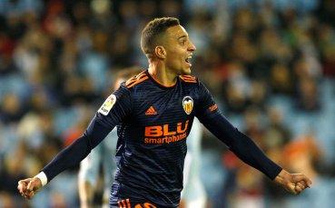 Нападател на Валенсия също вариант за Барселона