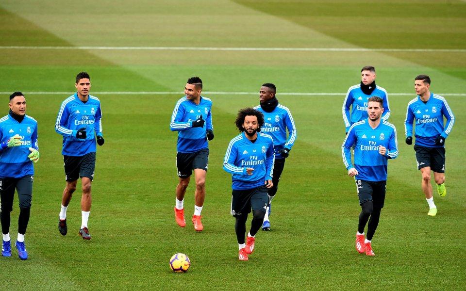 Бранителят на Реал Мадрид Марсело определи като тежък изминалия сезон