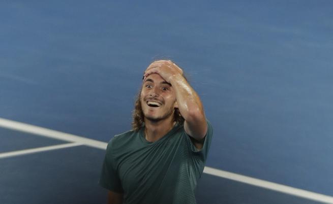 20-годишен победи Роджър Федерер