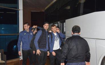 Дунав пристигна в Турция с променени планове