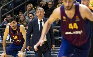 Барселона подчини Баскония и диша по-леко на върха