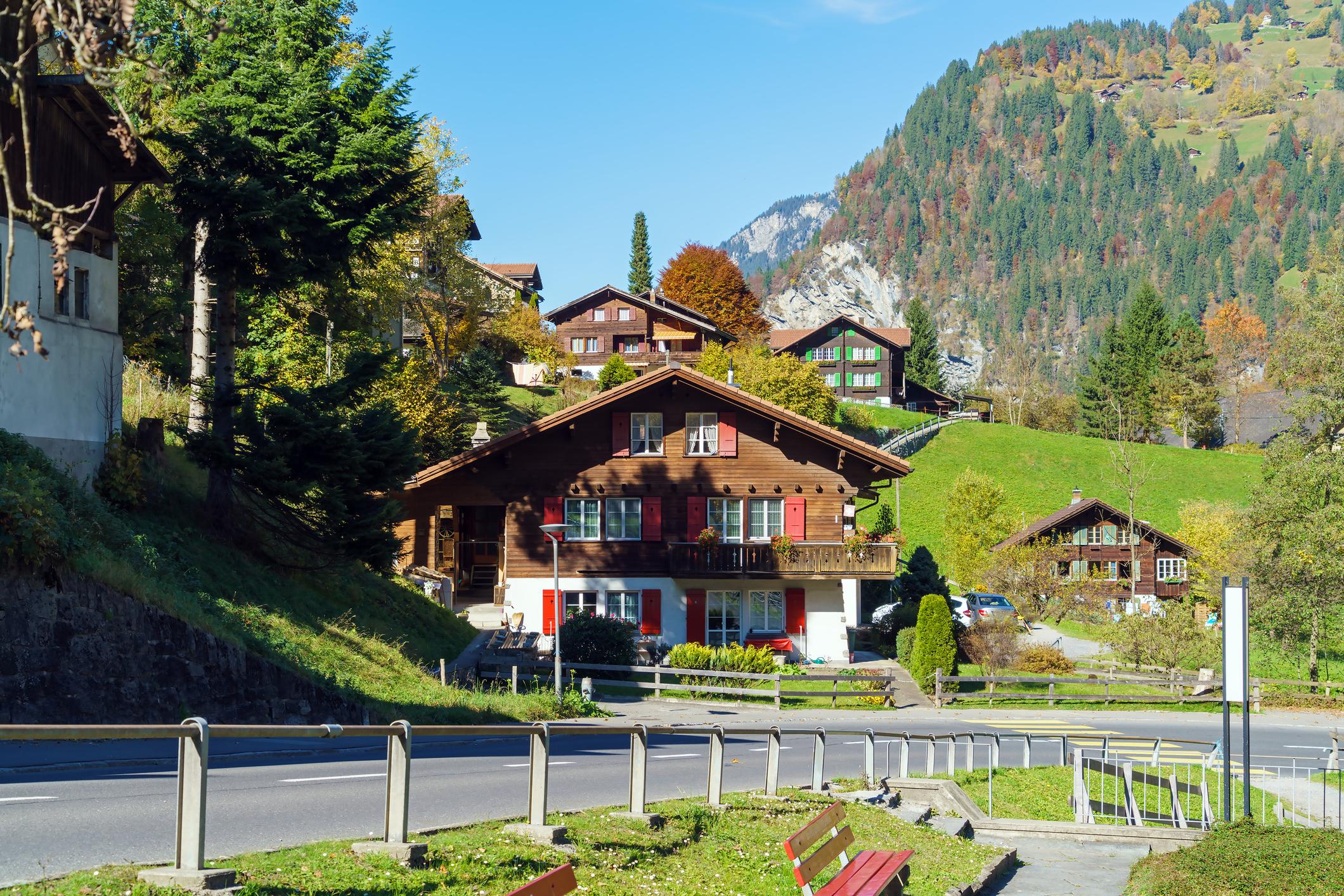 Лаутербрунен, Швейцария